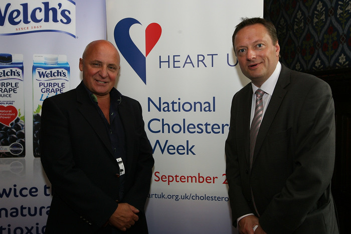 HEART UK's National Cholesterol Week