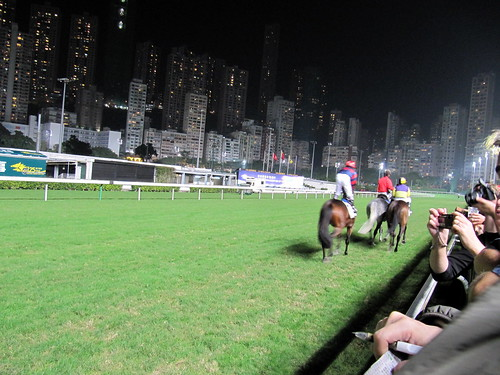 Happy Valley Race course