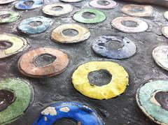 Their Donut Tile