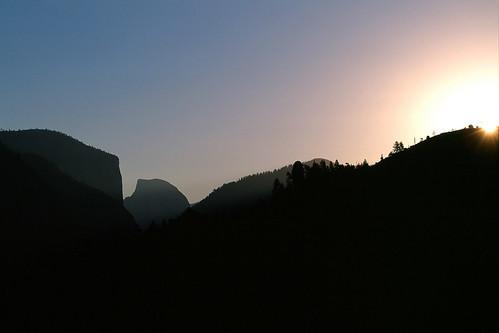 Sunrise, Sunstar, Halfdome