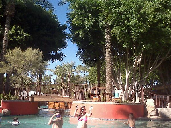 FireSky Pool