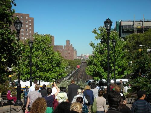 East Harlem Railroad Tracks