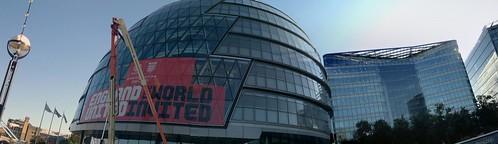 England World Cup Bid - N8 Panorama