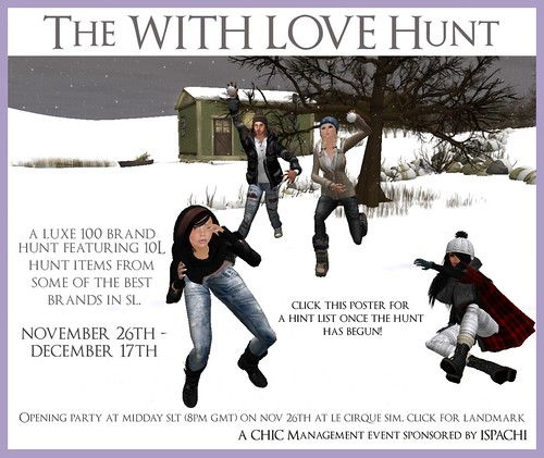The With Love From... Hunts (With Love From...)