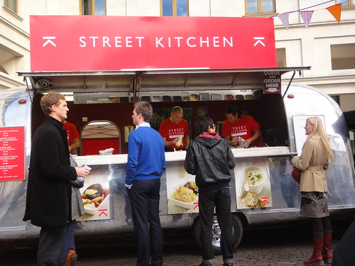 Street Kitchen @ Covent Garden