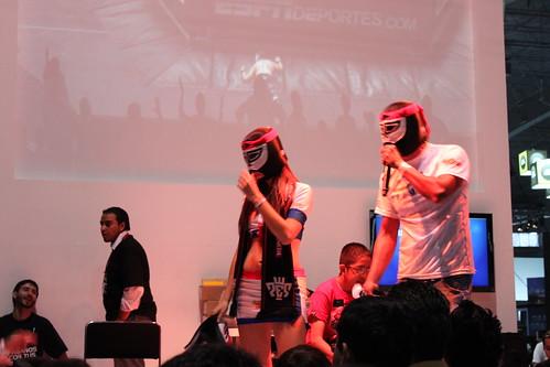 EGS 2010: Máscaras de Octagón