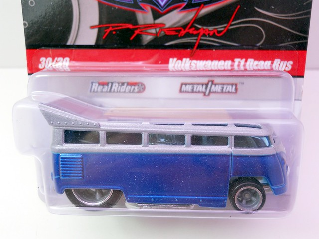 hot wheels phils grage volkswagen T1 Drag bus (2)