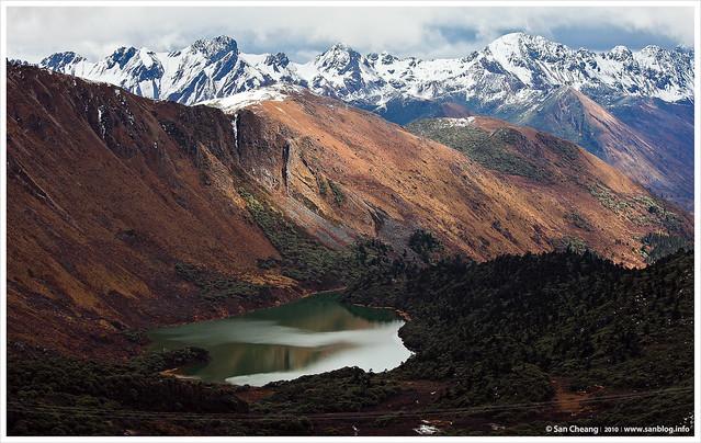 格貢高山湖泊