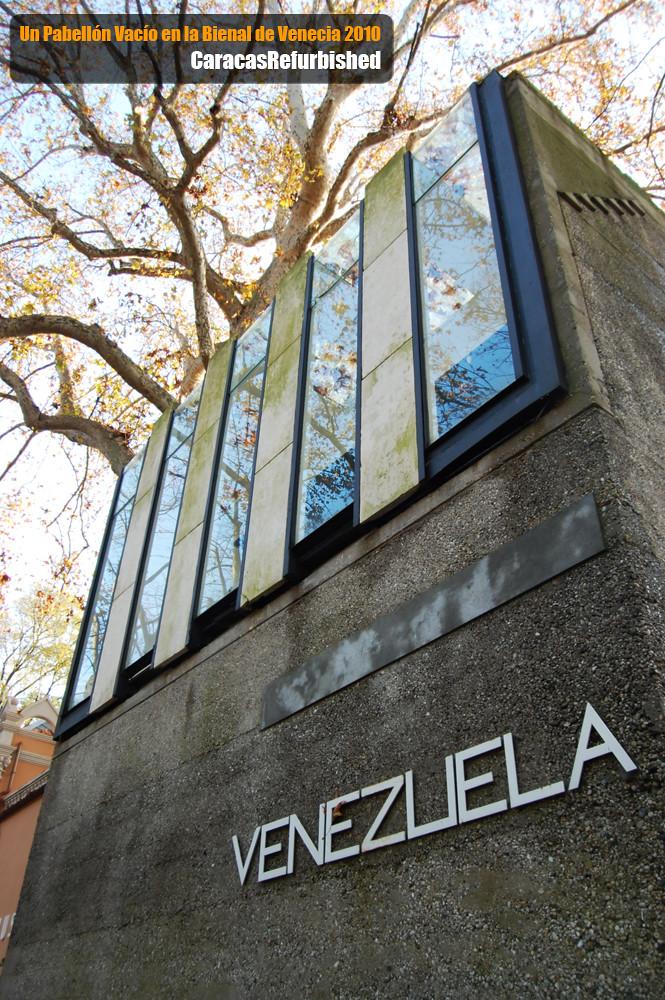 4 Un Pabellón Vacío en la Bienal de Venecia 2010