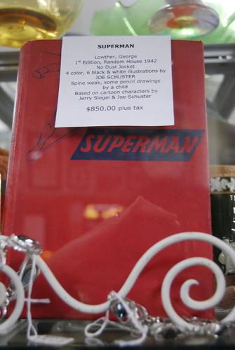 Superman hardcover