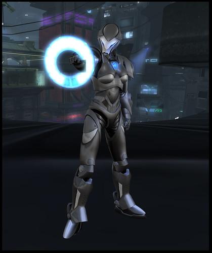 Female Warrior AV - Repulsor