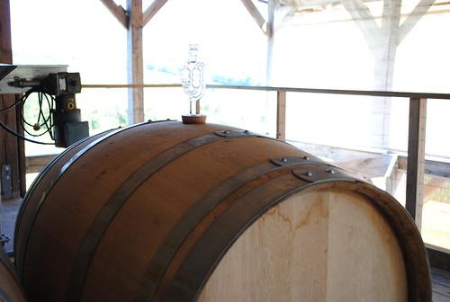 Barrel Fermentation, Linden Vineyards