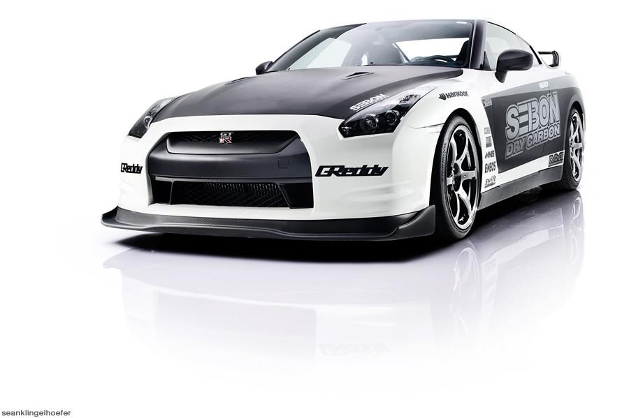 Nissan GTR UPC Studio Sessions