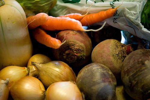 farmer's market swag