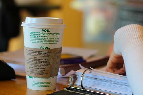 Starbucks: study