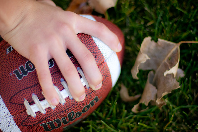 {286/365} football