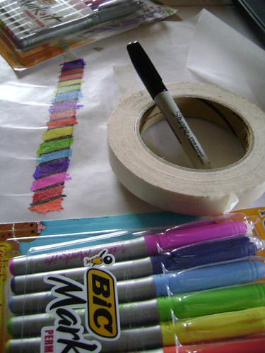 DIY Deco (Washi) Tape (1/6)