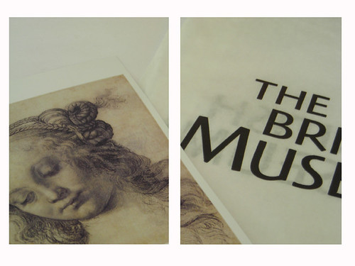Postcard from the British Museum