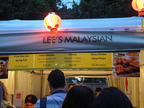 Night noodle markets: Lee's Malaysian