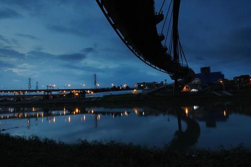 沉睡的彩虹橋