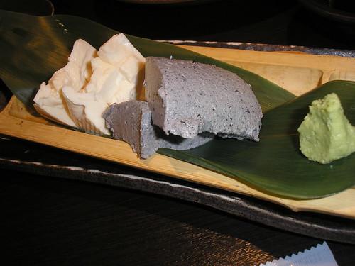 """""""Condrete"""" tofu"""