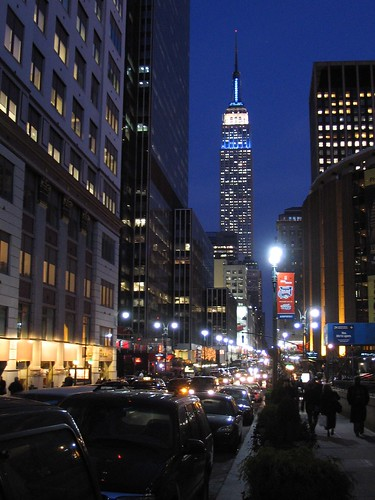 New York - The Empire State Building