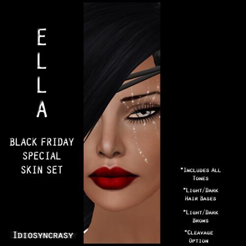 Skin Addiction Black Friday Special