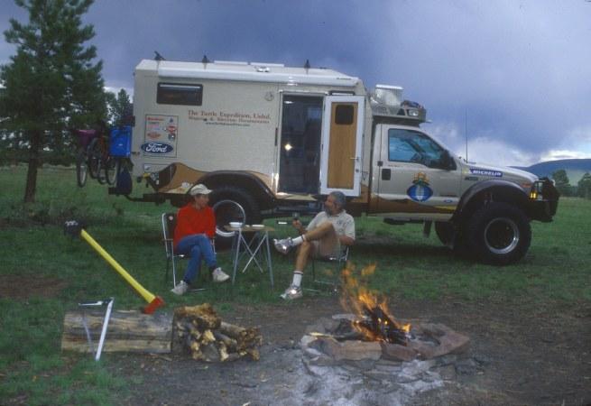 Elk Meadow Camp