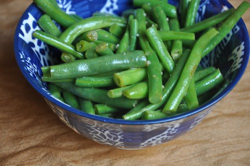 Green Beans with Smoked Paprika