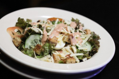 Chef's Salad at Tower Lounge