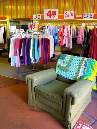 Weinman's Store 1970's Interior Dunmore PA