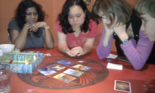 Playing Dixit game