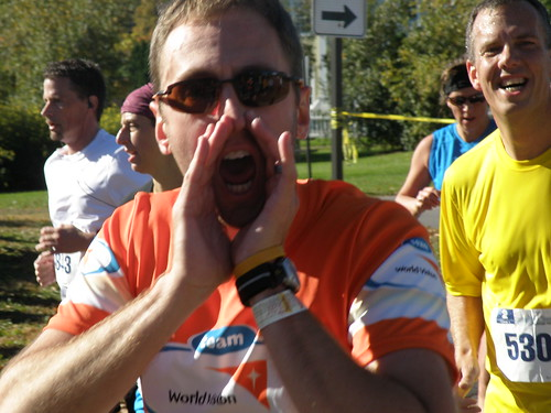 World Vision Runner