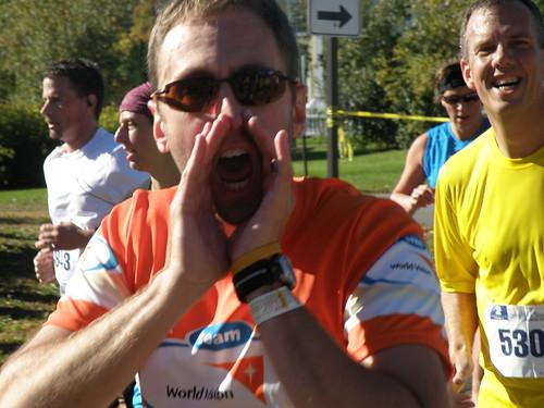World Vision Runner