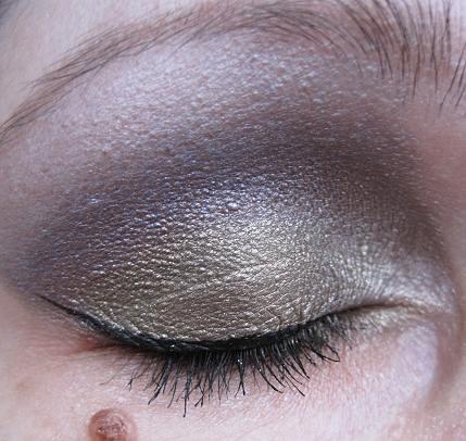 MUA Eye Dust Shade 4-3