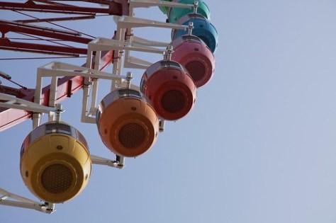 Ferris Wheel, Odaiba