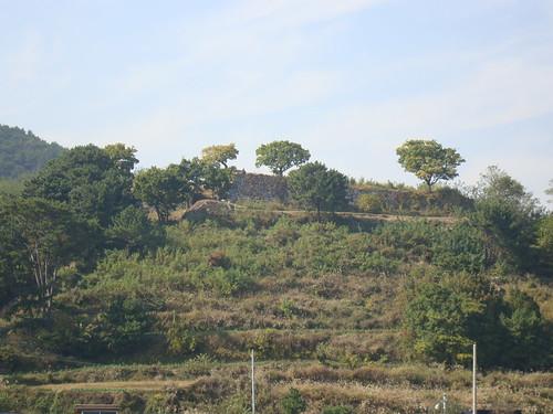 Waeseong in Jukseong-ri, Gijang