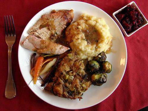 Dinner: November 25, 2010