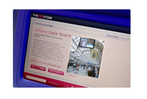 Buy OHare Gates for Virgin America