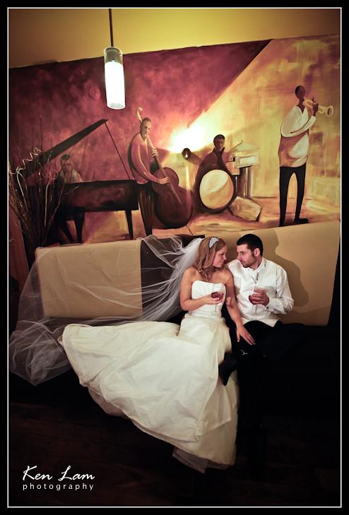 Wedding at Azzuri, Newcastle upon Tyne
