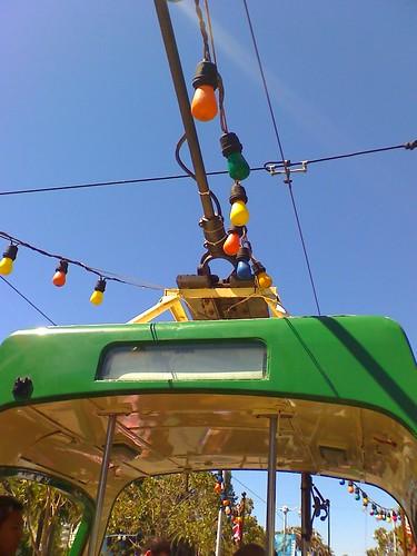 Muni F-Market Boat Tram