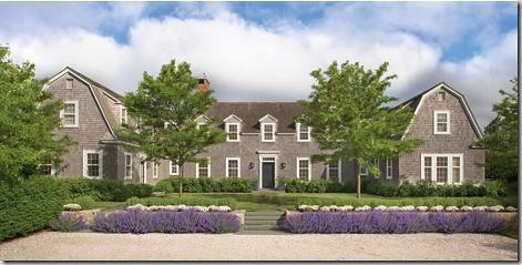 Nantucket house Architectural Digest
