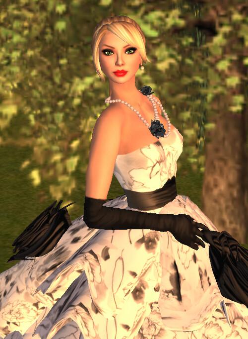 Jasmine B Day in Paris 1