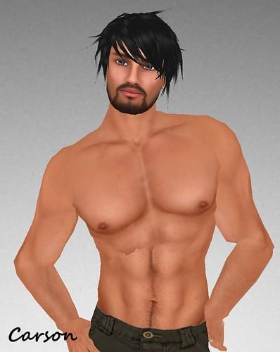 MHOH4 # 78 - Brocade Tiger, Men's Clothing Adrian Shape