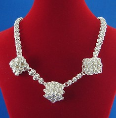 ChainMaille Necklace in Sterling Silver