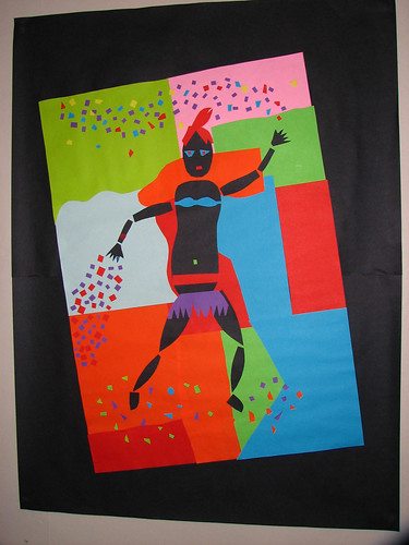 matisse dancer finished
