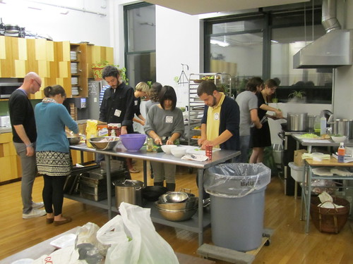 Community Cooking