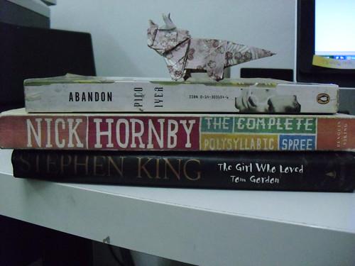 Book fair spoils