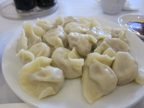Special Soy Sauce Pork Dumplings