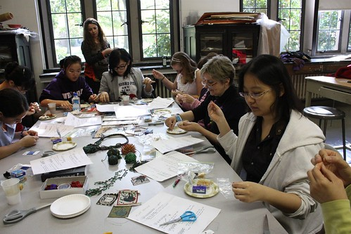 Bead Weaving workshop
